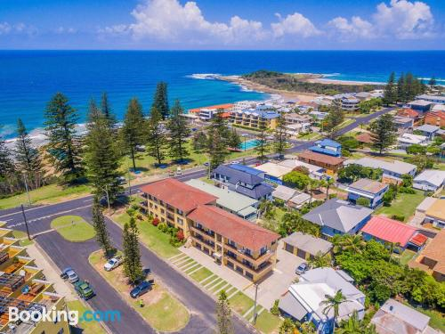 Place in Yamba. Great!