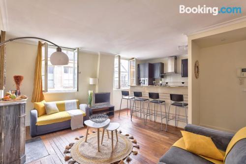 Good choice 1 bedroom apartment in Paris.
