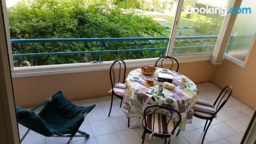 Ideal one bedroom apartment. 46m2!.