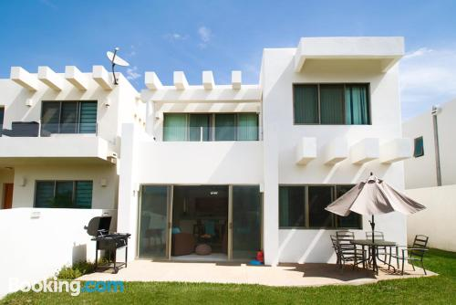 Place for six or more in Cabo San Lucas with terrace and swimming pool