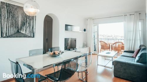 Comfortable apartment in Alcudia with terrace