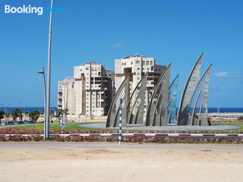 Place for families in Ashdod.