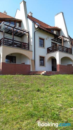 Apartamento con terraza en Alsópáhok