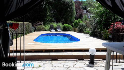 Apartment with swimming pool. 50m2!