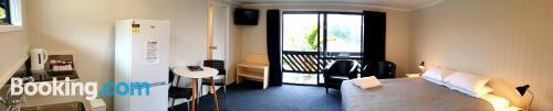 One bedroom apartment in Kerikeri. Convenient!