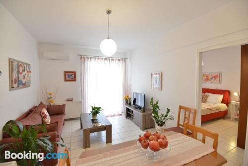Apartamento con vistas en Rethymno