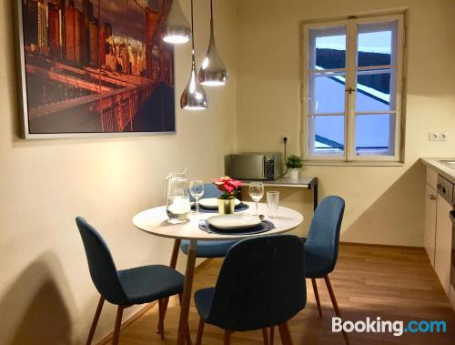 1 bedroom apartment in Innsbruck. Great for two!