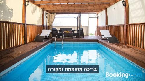 Moshav Ramot at your feet! 50m2!