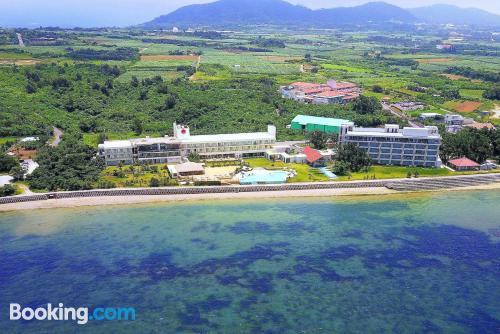 Place in Ishigaki Island with internet
