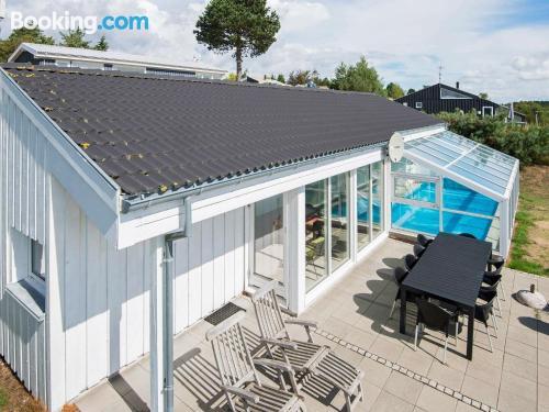 Apartamento con piscina en Ebeltoft