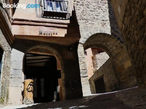 Apartamento para dos personas en Albarracín