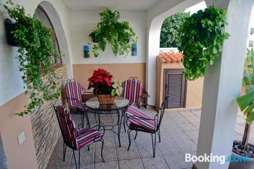 One bedroom apartment apartment in Agaete with terrace.