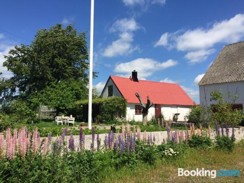 Apartamento ideal para familias en Löderup