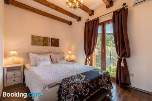 One bedroom apartment in Slatine with wifi and terrace