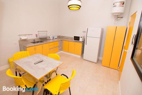 Good choice one bedroom apartment. Rio Cuarto experience!