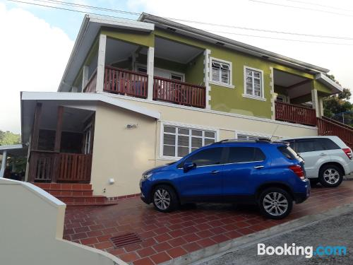 Home in Castries with two rooms.