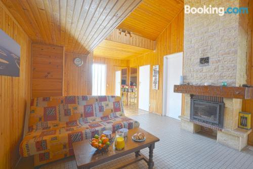 Cómodo apartamento en Andernos-les-Bains con vistas