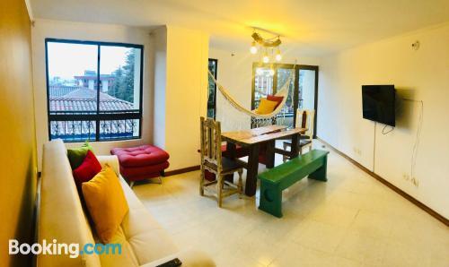 3 bedroom place. Convenient for families
