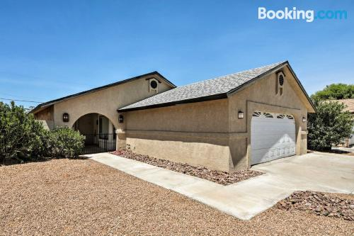 Home in Bullhead City perfect for groups.