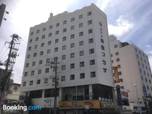 Apartamento de 40m2 en Naha. ¡Internet!