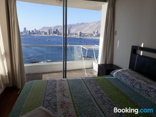 Amplio apartamento en Iquique. ¡Wifi!
