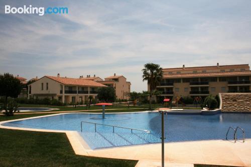 Apartamento de tres habitaciones en Sant Jordi