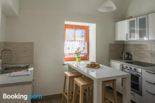 44m2 place in Zgornje Gorje with heating and internet