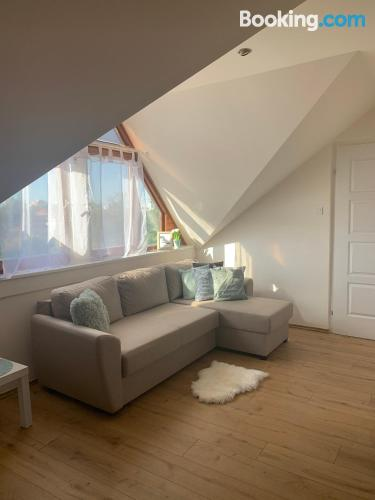 Apartamento con wifi de apartamento de una habitación.