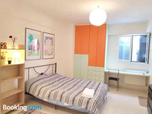 One bedroom apartment apartment in Athens with internet.