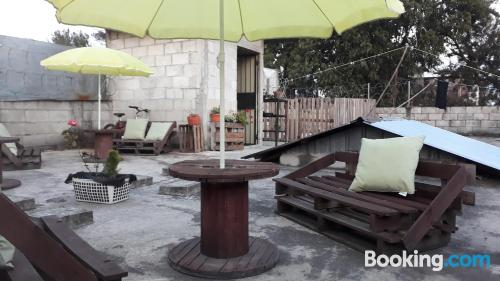 Place for solo travelers in Guatemala with terrace