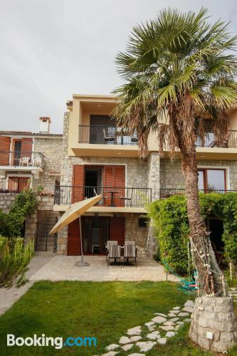 Apartment in Petrovac na Moru. Enjoy your terrace