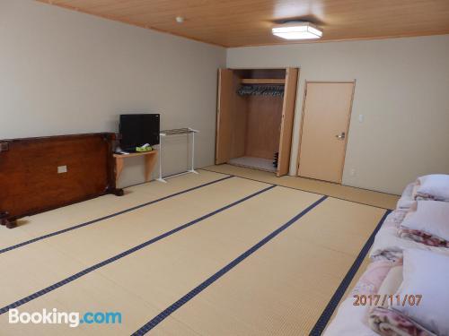 Apartamento en Nikkō con internet