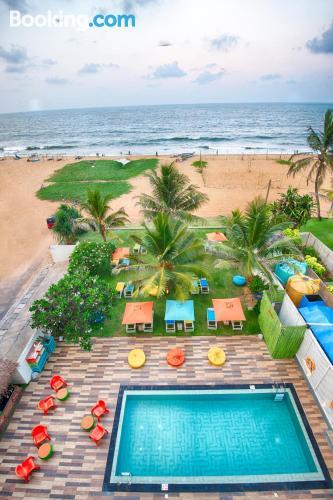 Cómodo apartamento en Negombo