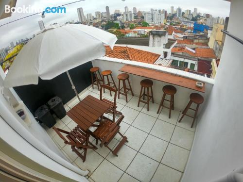 Home for couples with terrace
