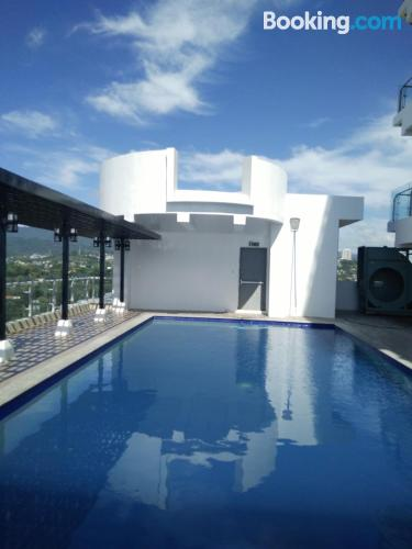 Home with terrace in Cebu City.