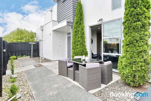 Home in Christchurch ideal for families.