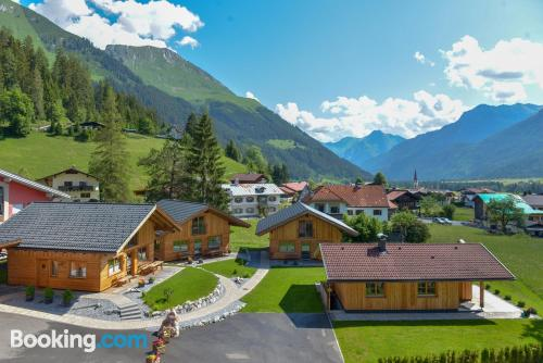 Place with wifi in incredible location of Elbigenalp