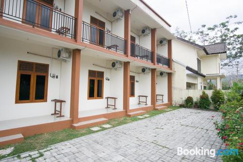 One bedroom apartment apartment in Mataram with internet.