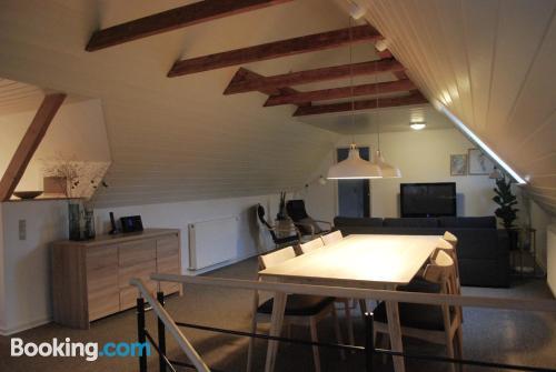 Apartamento con vistas y conexión a internet en Ringkobing. ¡30m2!