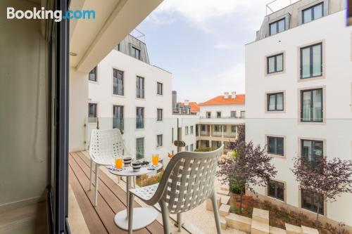 Apartamento de una habitación en Lisboa. Zona increíble, wifi
