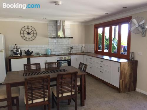 Place in Hervey Bay with terrace