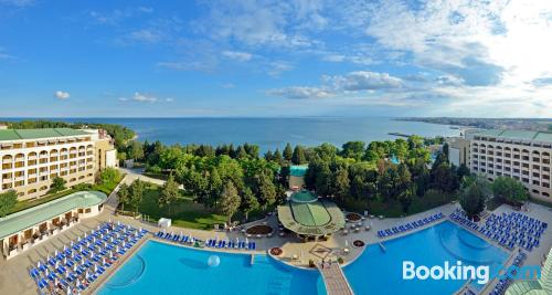 Apartment with wifi. Enjoy your pool in Nesebar!