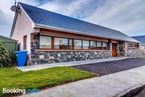 Enniscrone is yours! With terrace