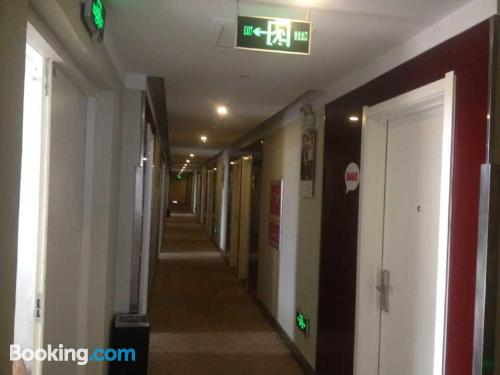 Home for two people in Yantai with wifi
