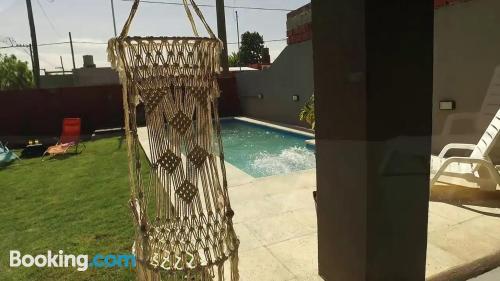 Apartamento en Tandil con piscina