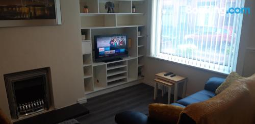 2 bedrooms place in Bolton.