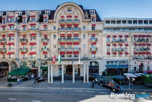 Apartamento con terraza en Lausanne