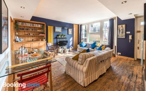 Kid friendly apartment in center of London