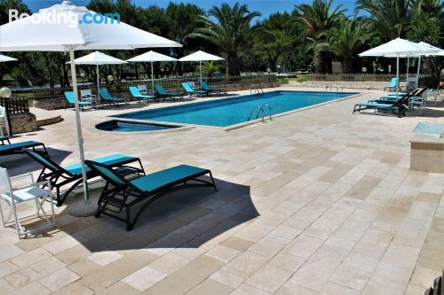 Apartamento en Santa Cesarea Terme con terraza y piscina