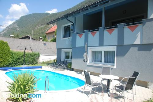 Apartment in Bad Bleiberg with terrace!.